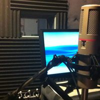 Audio Production Sound Booth from Silver Moon Studio