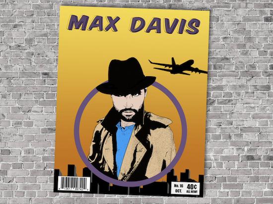 Max Davis Manic Run Thumbnail